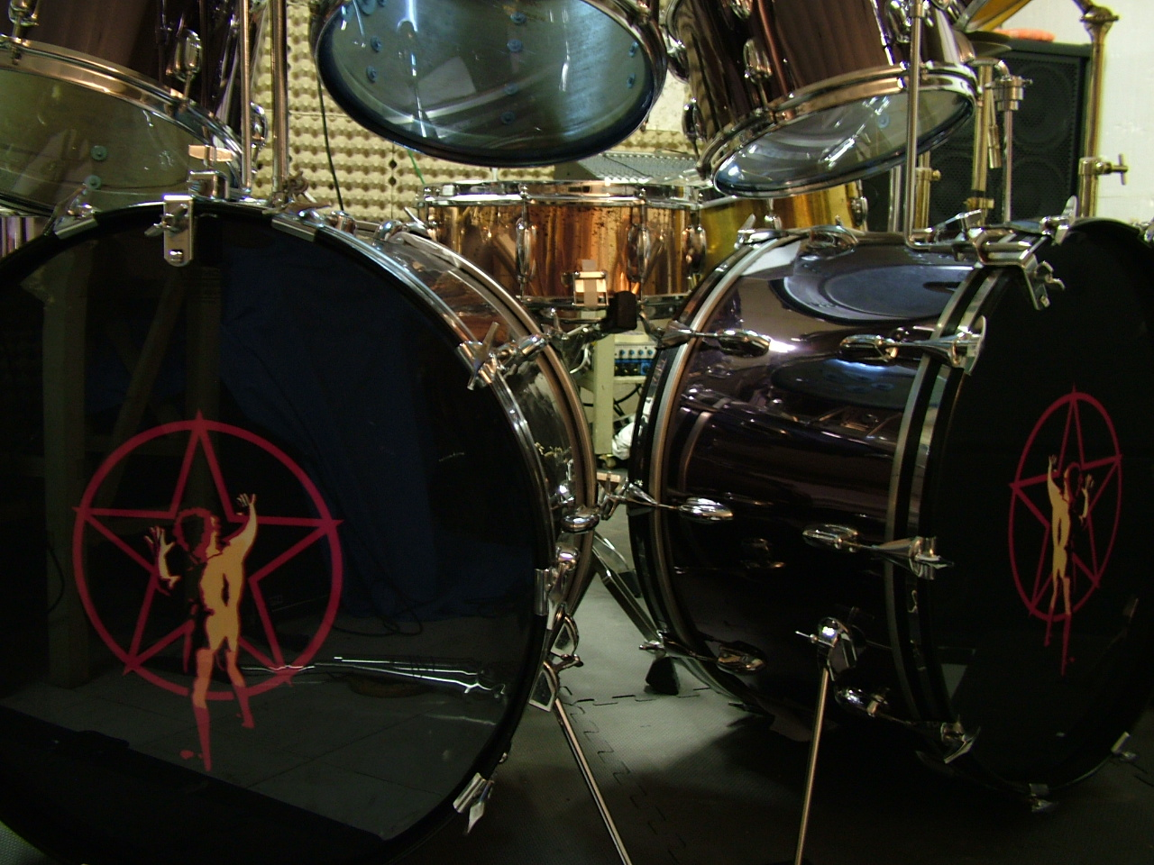 Alessandro S Replica Drums