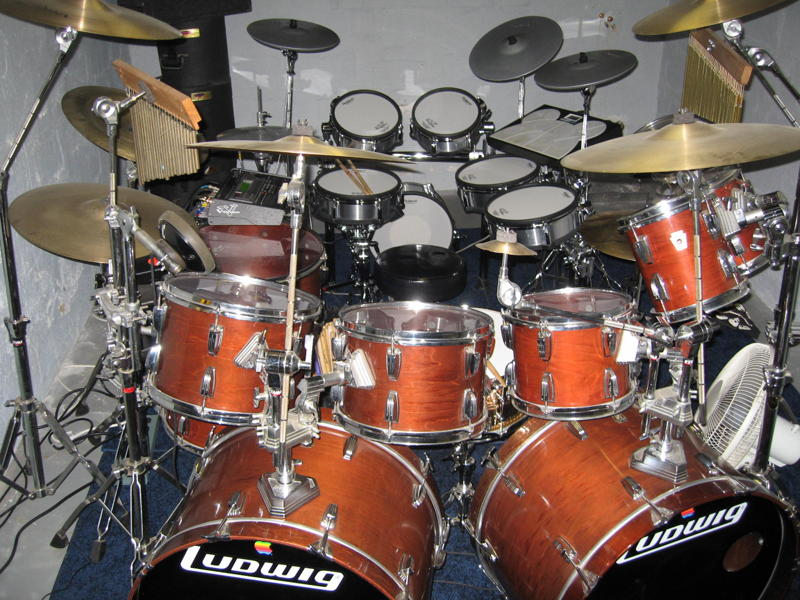 Uncle Bob S Drums