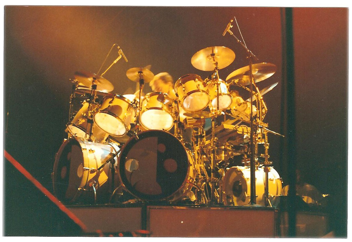 Neil Peart News 1980 Photos