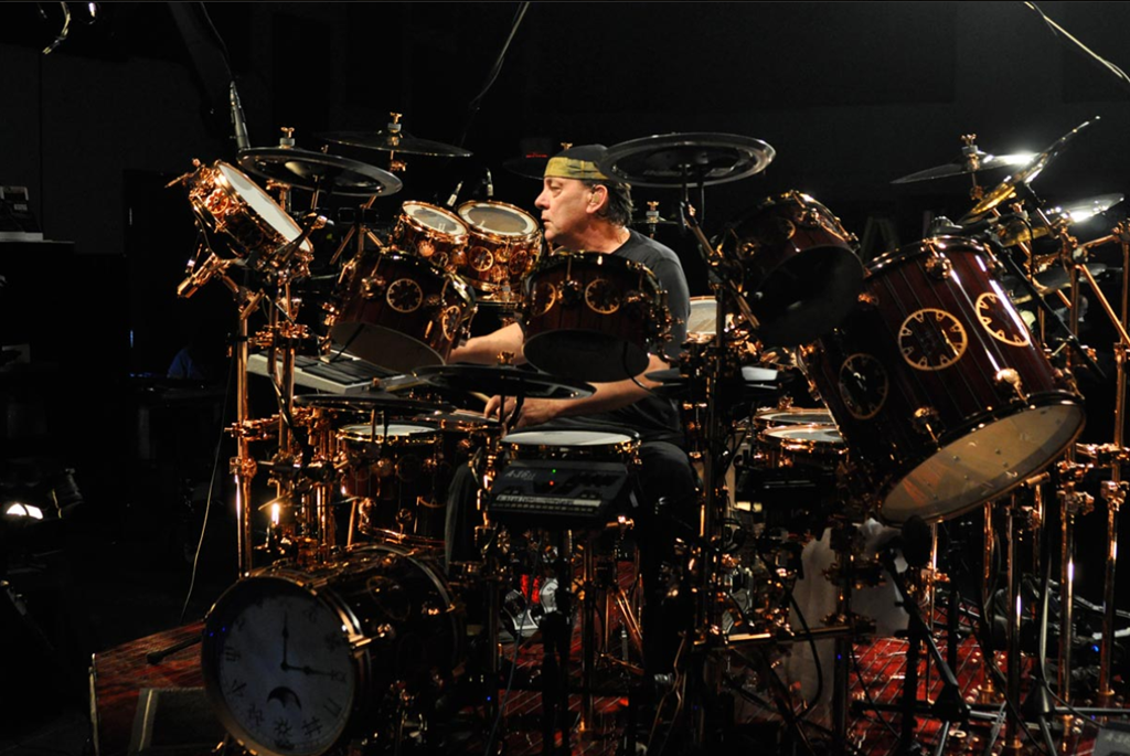 Neil Peart -- The Latest News