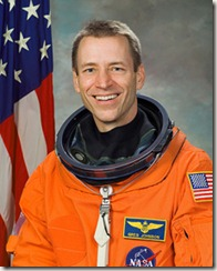 Astronaut Gregory C. Johnson