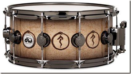 Connoiseur Snakes & Arrows snare