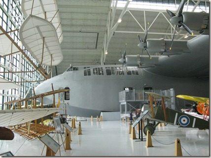 Hercules at the Evergreen Air and Space Museum