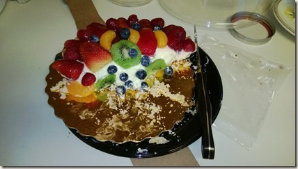 Brenda's favorite dessert