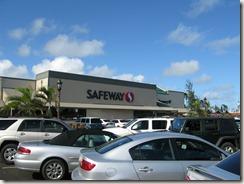 Safeway in Kauai