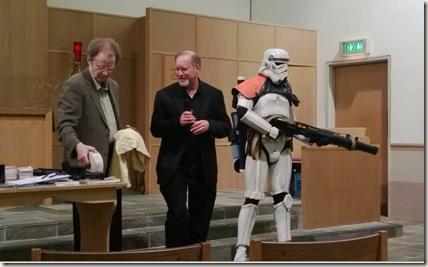 Brian Herbert, Kevin J. Anderson, and Sandtrooper