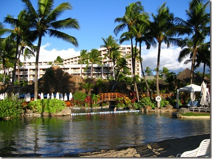 Picture of the Grand Wailea