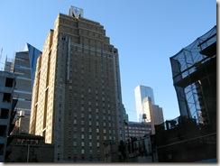 The Milford Hotel in Manhattan