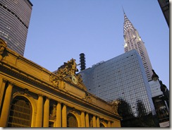 Grand Central with Chrysler Building