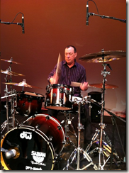 Neil Peart at KoSA Workshop