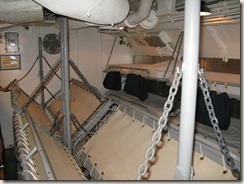 U.S.S. Bowfin - bunks