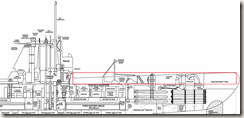 U.S.S. Bowfin blueprint