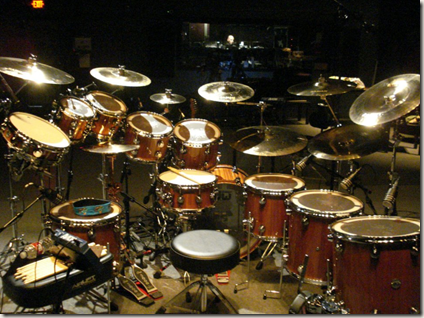 Neil's studio kit