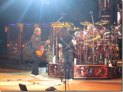Rush at Red Rocks #1 by Paul Secord