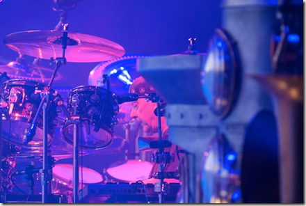 Neil Peart in Kansas City, MO