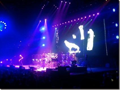 Rush in Phoenix - 2011