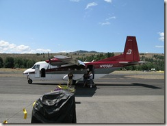 Smoke Jumper plane