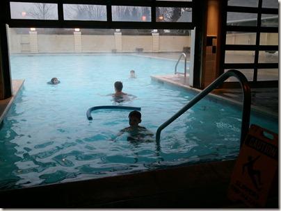 Semiahmoo pool