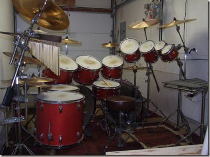 Erik L's Ludwig kit